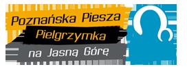 Logo Poznańskiej Pieszej Pielgrzymki na Jasną Górę